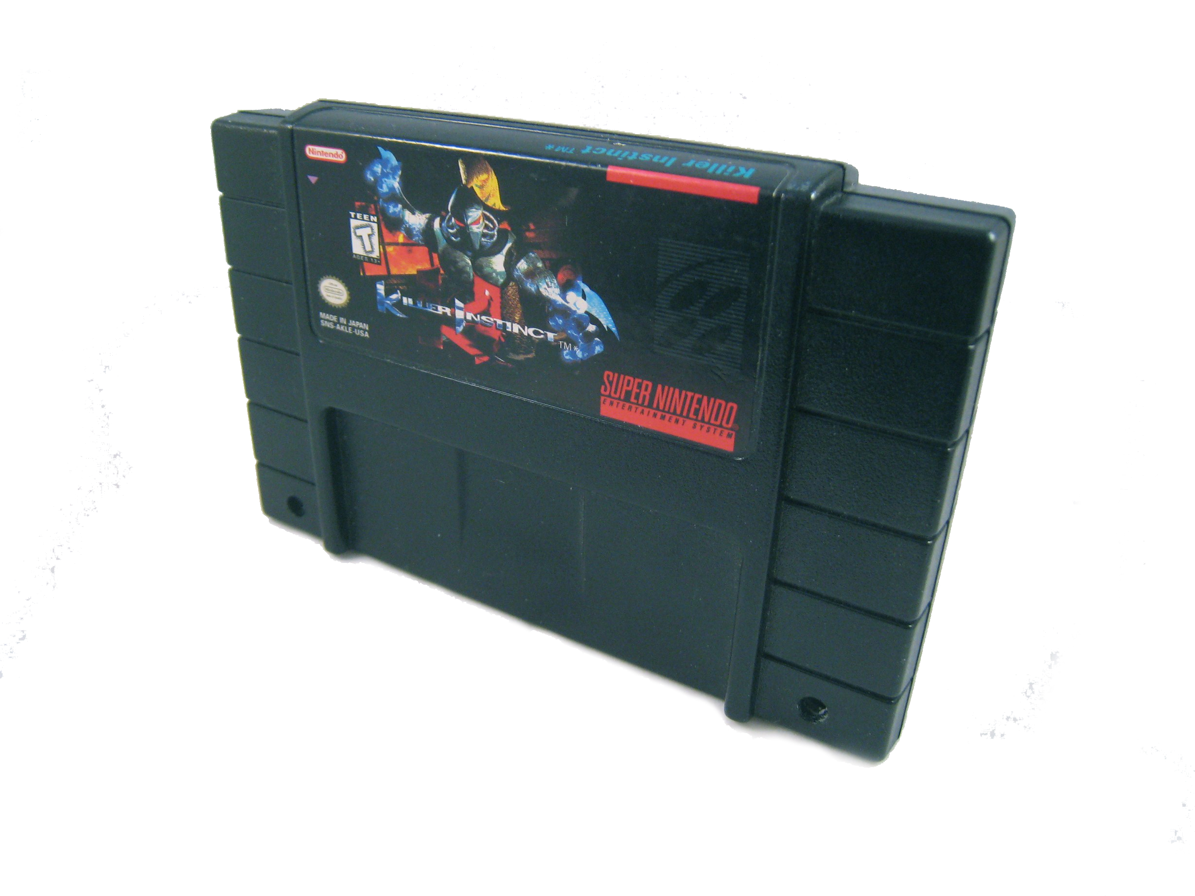 Un disque dur dans une cartouche Super Nintendo!