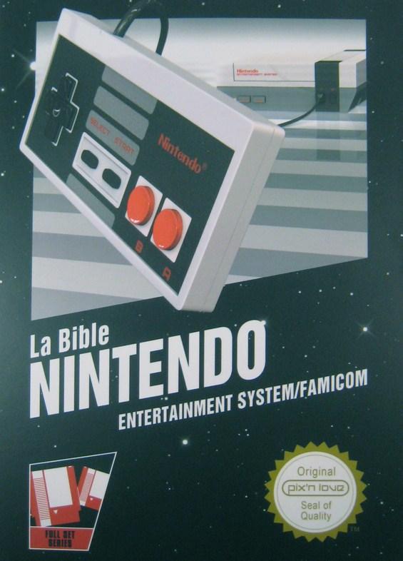 La bible NES/Famicom Pix'n LOVE