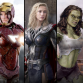 ladies avengers la une